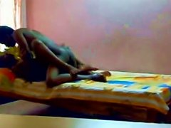 Passionate Missionary Style Sex Of A Young Indian Couple