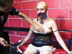 Don't Miss This Naughty Chick's Journey Into Submission