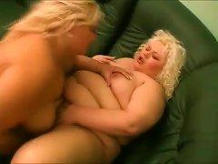 2 Horny Big Fat Bbw Lesbian Lovers Love Pussy Juice-2