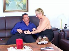 Mature Ladies Enjoying Each Second Of The Hard And Deep Penetration