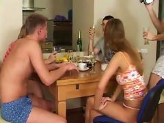 Hot Teen Ffmm Foursome  Scene