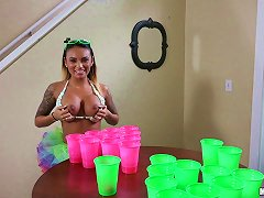 Natalia And Valentina Are Exotic Babes Who Like Being In A Foursome