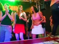 Guys Fuck Sexy Club Bitches
