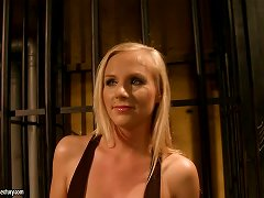 Barbie White Gets Her Holes Toyed By Kathia Nobili In Bdsm Video