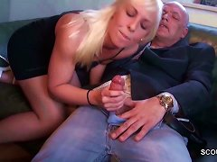 Not Grandfather Seduce 18yr Old German Teen To Fuck With Him