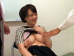 Job Interview Ends Up With Some Insane Pussy Drilling