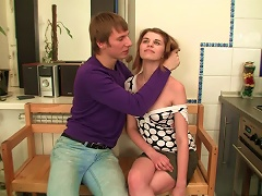 Redhead Teen Loves Being Dominated