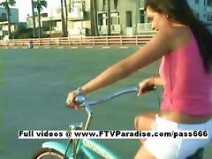 Priscilla Fun Teenage Stunning Girl