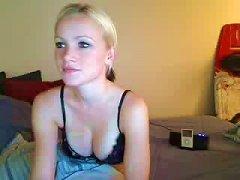 Hot Blonde Spread
