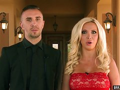Sexy Pornstars Turn A House Party Into A Full Blown Groupsex Action