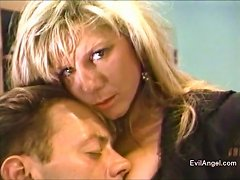Blonde Cougar With Big Natural Tits Enjoying A Hardcore Missionary Style Fuck