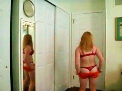 Ginger Teen Dance (non-nude)