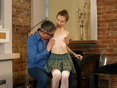 Young Small Tits Hardcore Flattie School Girl Fuck