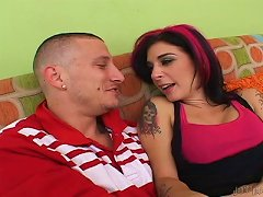 He Wants To Wear Out The Asshole Of Pornstar Joanna Angel
