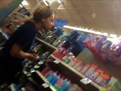 Ass Walmart Black Teen