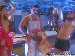 Gothic Dudes In Some Insane  Sex