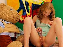 Ksenija A Gives Adorable Solo