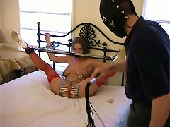 Spreader Bar And Some Twitches Are Well Enough For Trina