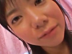 Shy Japanese Teen Gives The Best Blowjob Ever Uncensored