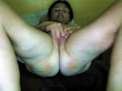 46 Yrs Philipino Old Lady Belinda Horny Wth Young BF