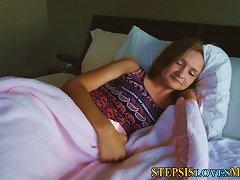 Teen Stepsis Drips Jizz