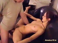 Real Flexible Teen Kamasutra Sex