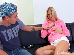 Spoiled Virgins - The Nurse Has To Check Everything