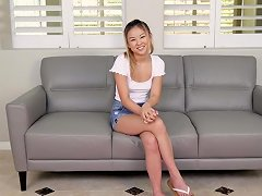 Lulu Chu Chinese Teen Porn Clip