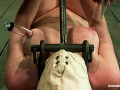 Devon Taylor Gets Her Body Covered With Bruises In Bdsm Clip