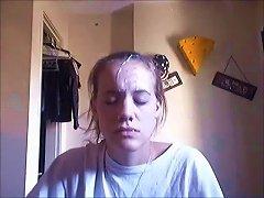 18 Yo Teen Amateur Facial