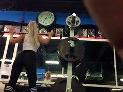 Fav Gym Girl
