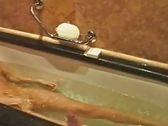 Acrobatic Pussy Fingering