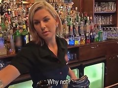 Who Wanted To Fuck A Barmaid