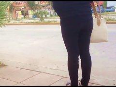 Candid Latina Teen 0105