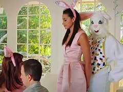 Familystrokes Hot Teen Fucked By Easter Bunny Step Uncle