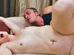 Slutty Redhead Maid Sutffed And Stretched Stacey Leann