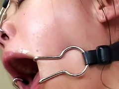 Asian Babe Is Squeezing Sperm In Her