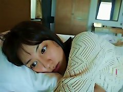 Attractive Asian Chick Yumi Sugimoto Spends Her Morning In The Pool