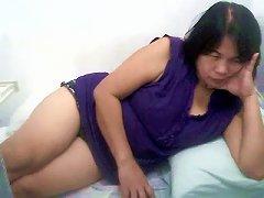 Old Filipino Bitch Fucking Young Guy-p2