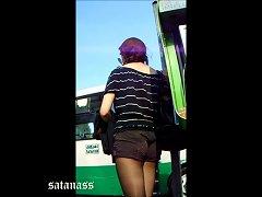 Coeme Culo Teen Parada Bus
