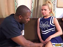 Alina West Gets Her First Bbc Anal