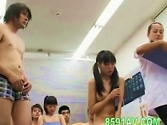 Schoolgirl Shamed Physical Examination 09