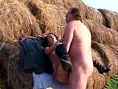 Doggy Style Outdoor Fuck Of A Young Girl Steffi