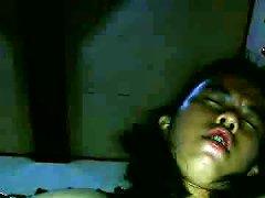 Indonesian Girl Masturbating 01