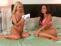 Gorgeous Babes Playing Naughty On Cam