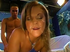 Young  Swallows Truly Big Cum Loads