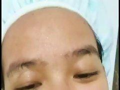 Sexy Teen Ticha Naughty Indo Shaved