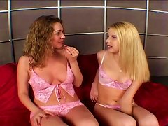 Married Couple Hooks Up With A Teen Babe For A Hot Threesome