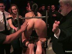 Wild Bondage And Domination Action Plus Sex In Bdsm Vid With Jade Indica