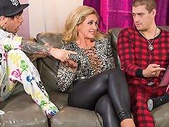Ryan Conner In My Step Mom Is A Porn Star Scene 01 Burningangel